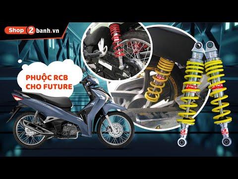 Phuộc RCB C Series (chính hãng) nhún êm cho Future   Shop2banh.vn