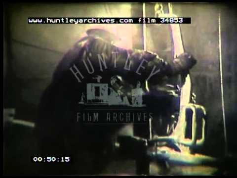 Working In The Alaskan Oil Industry, 1969 - Film 34853