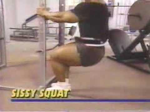 Peter Miller Leg Workout