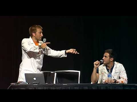 RTX 2013: The Slo Mo Guys Panel (Full Livestream)