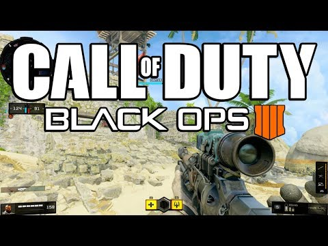BLACK OPS 4 MULTIPLAYER GAMEPLAY!