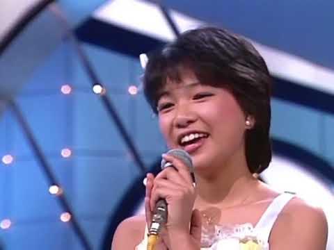 堀ちえみ 青い夏のエピローグ (1983年8月)