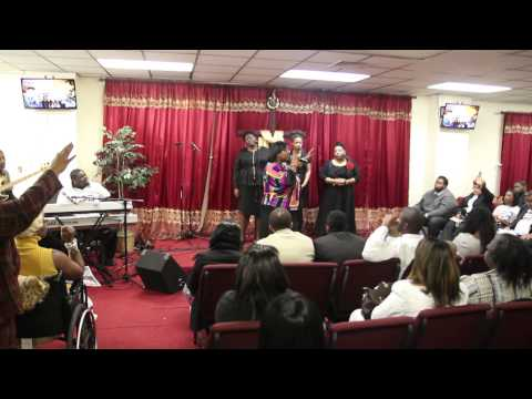 """The Songbird"" Kimise Lee Performs At Kingdom Life Empowerment Temple , Winter Fundraiser 2014"