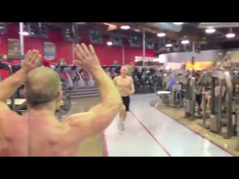 Ted Guice & G-Force Workout - World Gym Palm Springs