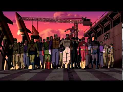 Justice League: The New Frontier - Trailer