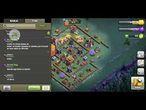 Best anti air attack base in coc in builder base