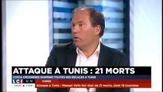 Tunisie : le tourisme visé directement