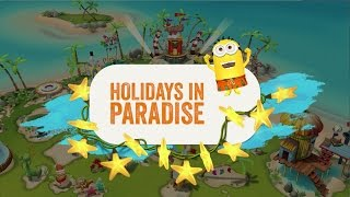 Minions Paradise Holiday Event Now Available