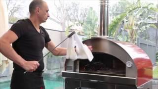 Fontana Mangiafuoco Pizza Oven