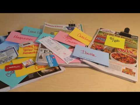 Where To Start Extreme Couponing Basic Beginnings Where To Find Coupons