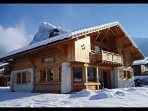 France Property - New Build Chalets in the French Alps