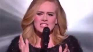 Adele  - Hello (Live NRJ MUSIC AWARDS)
