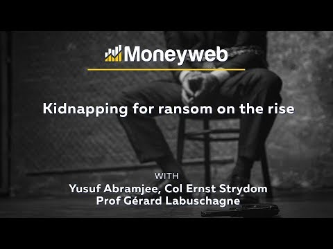 Kidnapping for ransom on the rise