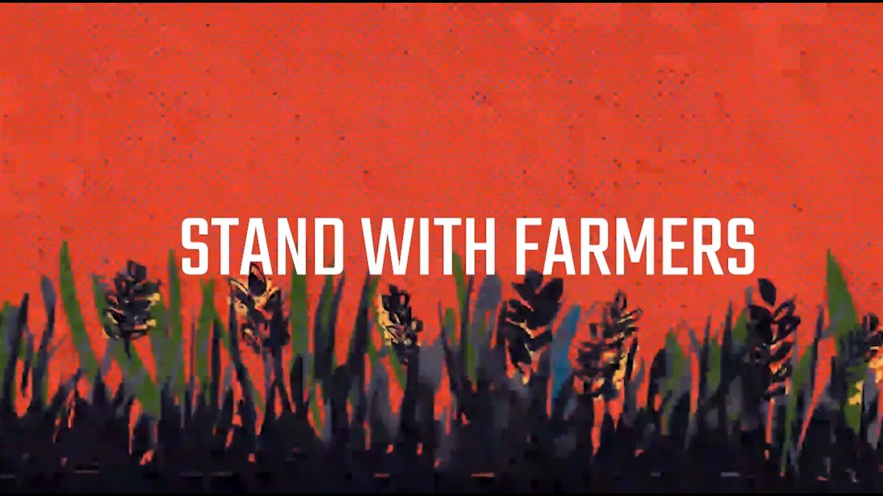 "INDIA - A song for farmers: ""No more fear"""