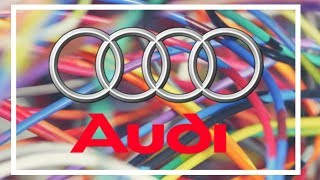 Audi A3 Wiring Diagrams 1998 To 2016 Youtube