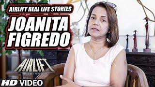 AIRLIFT Real Life Stories | 1990 Kuwait AIRLIFT | JOANITA FIGREDO | T-Series