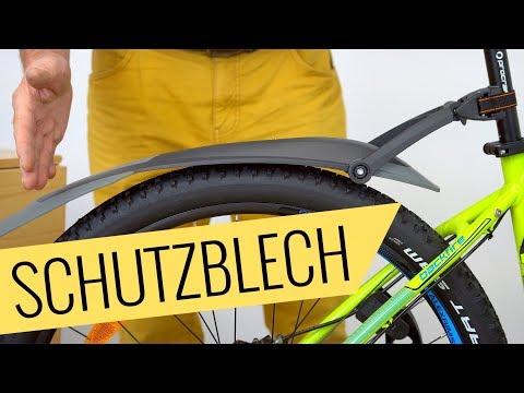 Mountainbike SKS Schutzbleche Montage - Einfach & Schnell - Fahrrad.org