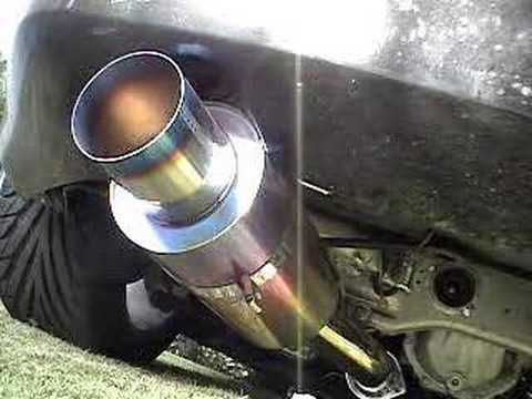 agency power nissan 350z exhaust