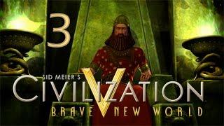 Civilization 5 - Babylon -3 RESTART- Immortal Difficulty