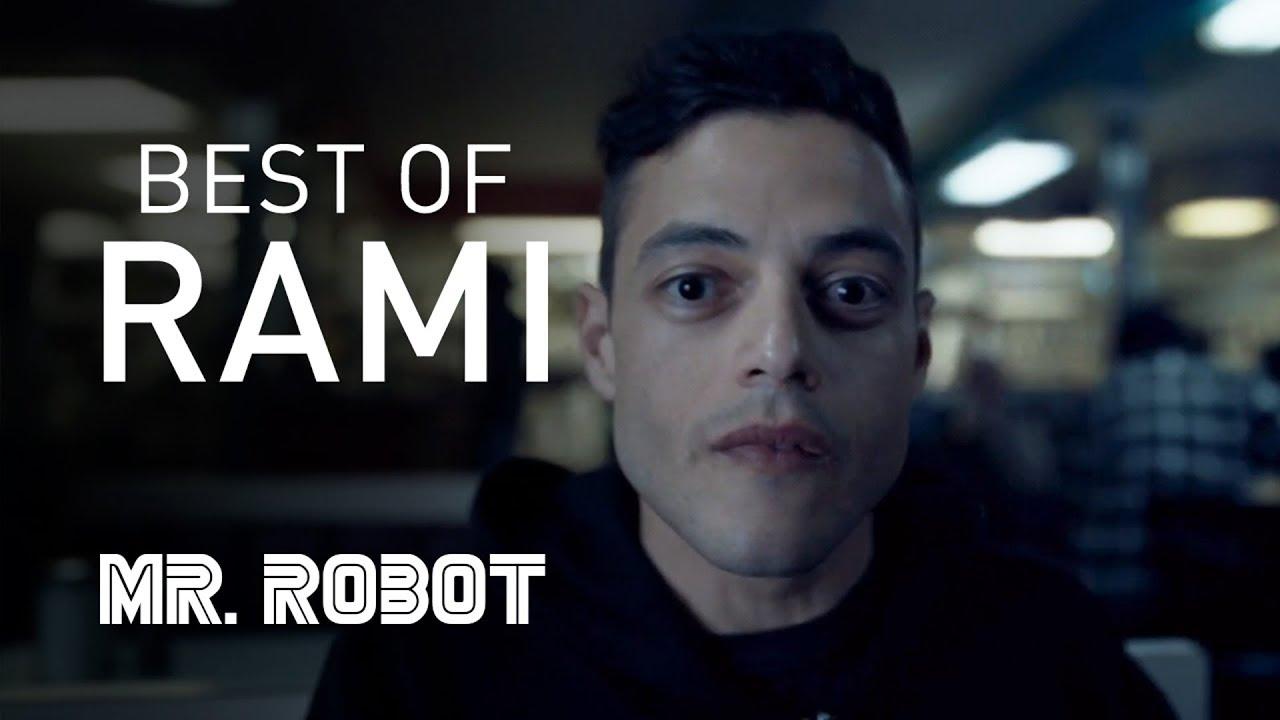 Download Mr. Robot: Best Of Rami Malek From Mr. Robot Season 2, Episode 3 (Spoilers)