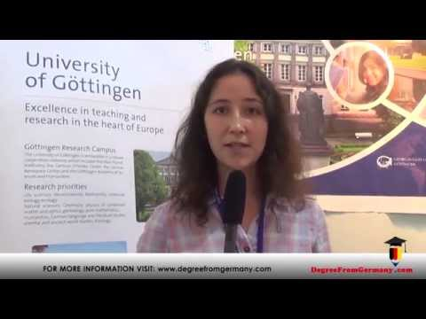 Admission intakes & when to start applying to University of Gottingen