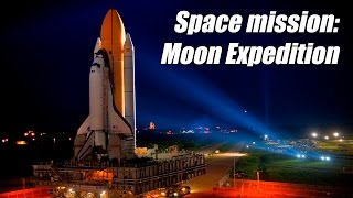 Space mission: Moon Expedition