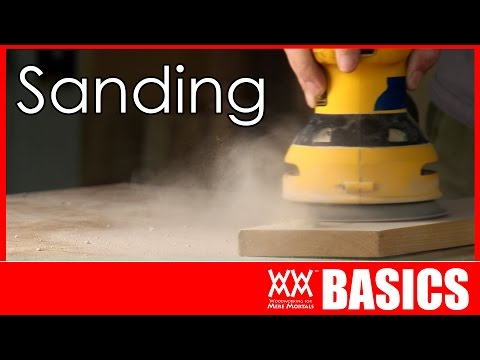 The Only 3 Sandpapers You Really Need | SANDING BASICS