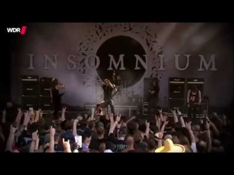 Insomnium - Down With The Sun (Live at Rock Hard Festival 2014)