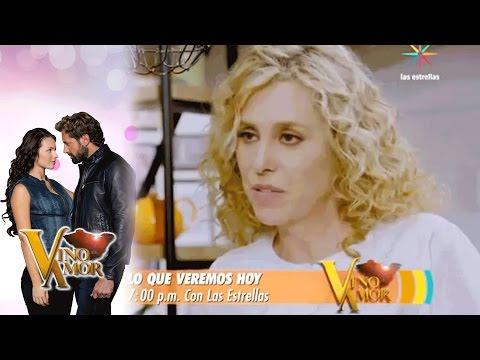Vino el amor   Avance 4 de enero   Hoy - Televisa