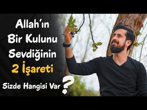 Allah'ın Bir Kulunu Sevdiğinin 2 İşareti, Sizde Hangisi Var?   Mehmet Yıldız