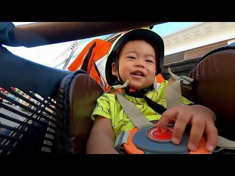 จักรยานแม่บ้าน มือสองญี่ปุ่น มีเบาะเด็ก ดีมั๊ย : bikeday