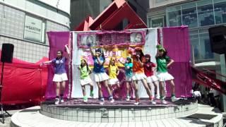 出演: SPL∞ASH、宅明美咲、KIDSクラス、ダンスチームA、ダンスチームB.