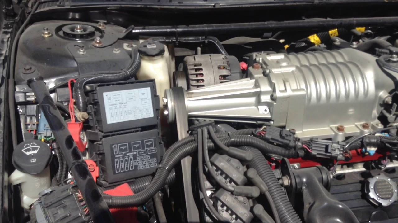 FOR SALE! 2004 Chevrolet Impala SS Indy 500 Edition In ...