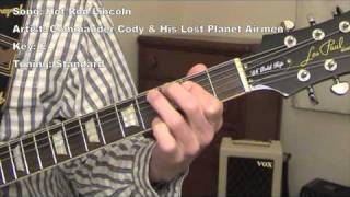 Hot Rod Lincoln - Guitar Riff Lesson