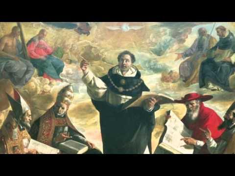 Saint Thomas Aquinas Life and Spirituality