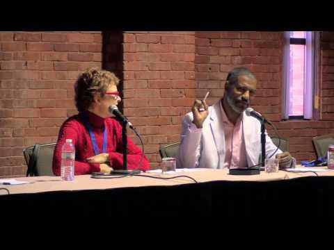 Granite State Comicon 2015  ALIENS Q&A with Cynthia Dale Scott & Ricco Ross