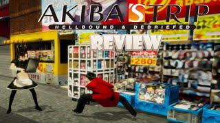 Akiba's Trip: Hellbound and Debriefed (Switch) Review (Video Game Video Review)