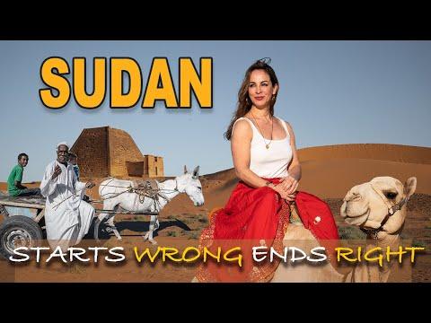 Solo trip thru Sudan Pt 1: No Alcohol! Pyramids, Wedding & more  رحلة سائحة الي السودان؛ الجزء الأول