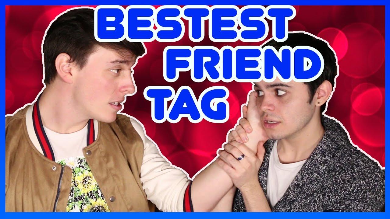BESTEST FRIEND TAG