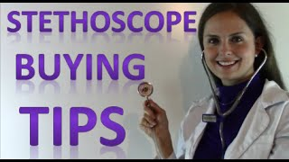 What Nurses Should Consider when Buying a Stethoscope | Nursing Stethoscope (Part 1 of 3)