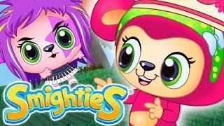 Çocuklar | Çocuk Animasyon Videolar İçin Smighties - Büyülü Peri| Çizgi film