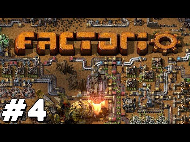 Factorio - Steel & Brick - E.4