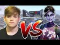 The Best Controller Player Challenged Mongraal To 1v1 Creative And THIS HAPPENED...AMAZED!