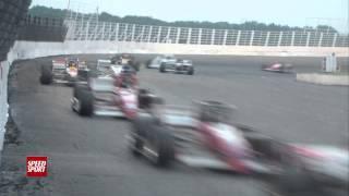 2014 Annual Mr. Novelis Supermodified Part 4 - SPEED SPORT - MAVTV - Racing - Oswego