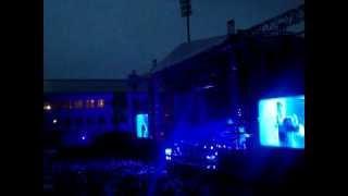 "Kent - ""Ingenting""  live, Sundsvall, Sweden 2/8 2012"
