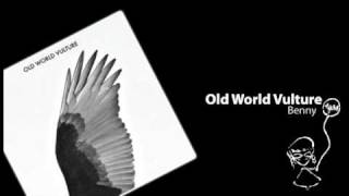 Old World Vulture - Benny