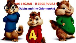 MC STOJAN - U SRCE PUCAJ MI (Alvin and the Chipmunks) + DOWNLOAD