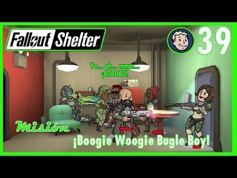 Fallout Shelter #39 / Misión: Boogie Woogie Bugle Boy / Gameplay Español