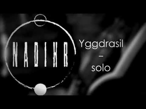 NADIHR - Yggdrasil (Guitar Solo Playthrough)
