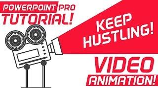 Cómo Crear la Cámara de animación en PowerPoint!Avanzadas De Animación De PowerPoint Tutorial | PowerPointPro